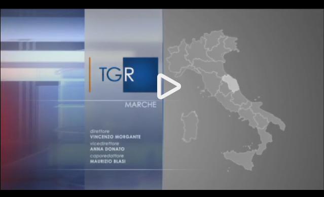 TG Marche Edizione delle 19.30 andato in onda il 09 gennaio 2017
