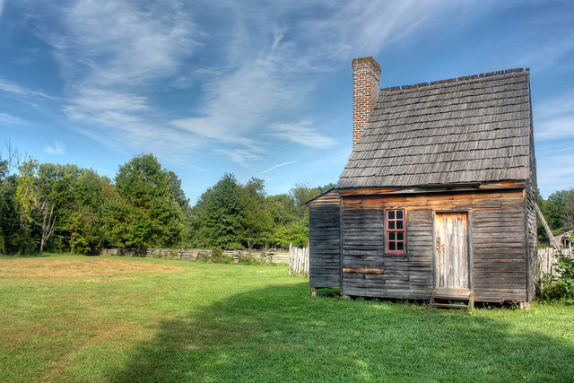 The National Colonial Farm, Accokeek Maryland (Photo: Kevin Borland)