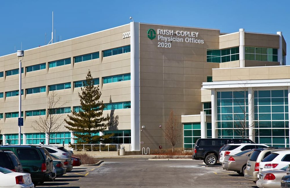 Rush-Copley Physician Office Building I