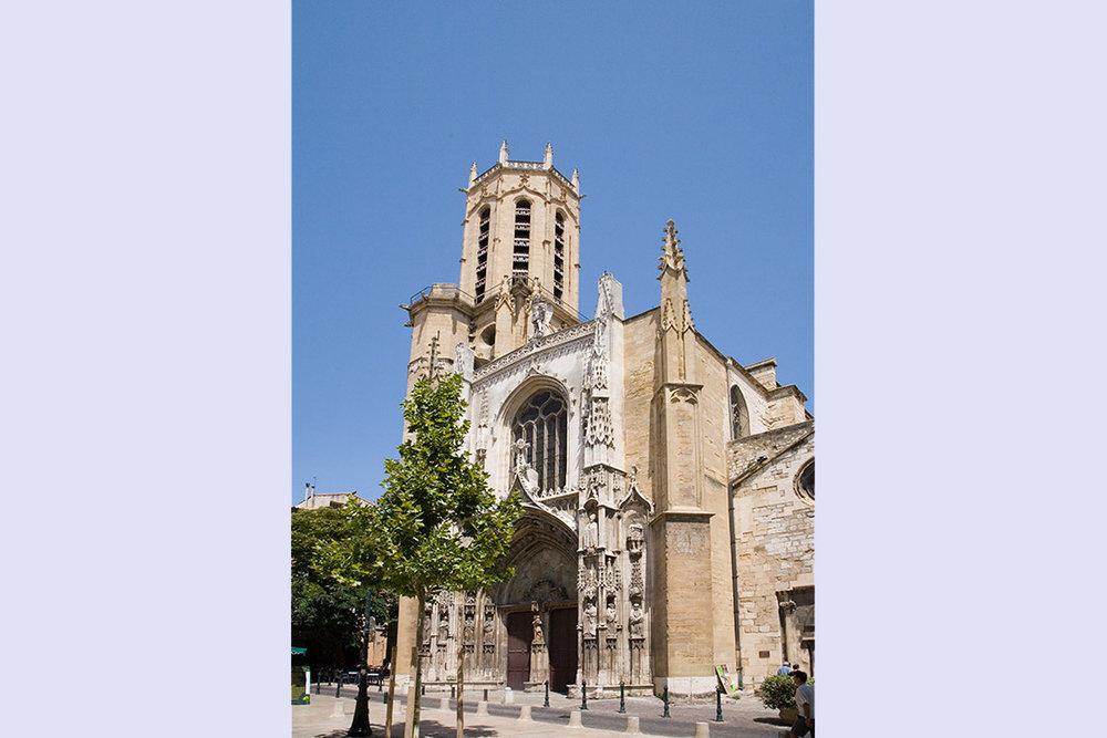 Cathedrale St Sauveur, Aix-en-Provence