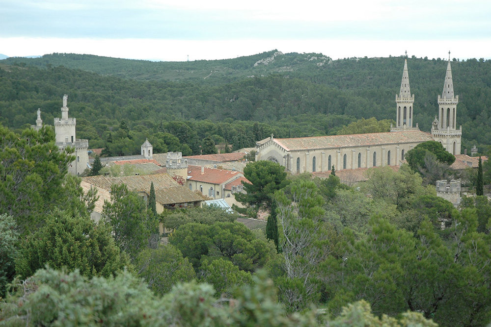 Abbaye de Frigolet, Tarascon