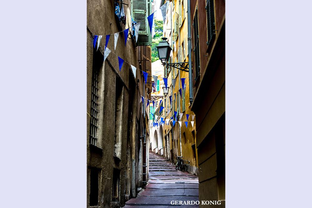 Alleyway in Nice