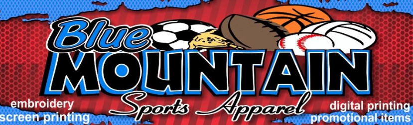 Blue Mountain Sports Apparel
