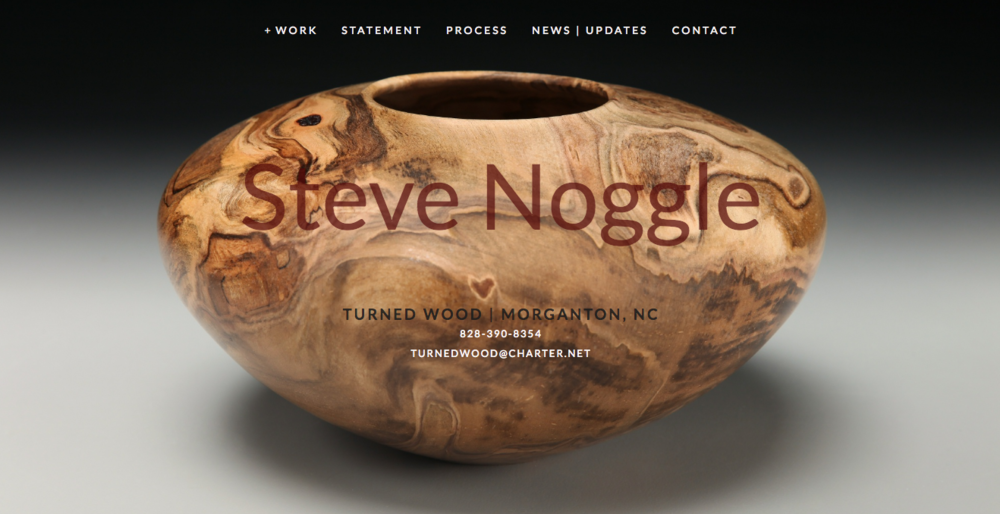 Steve Noggle Turned Wood