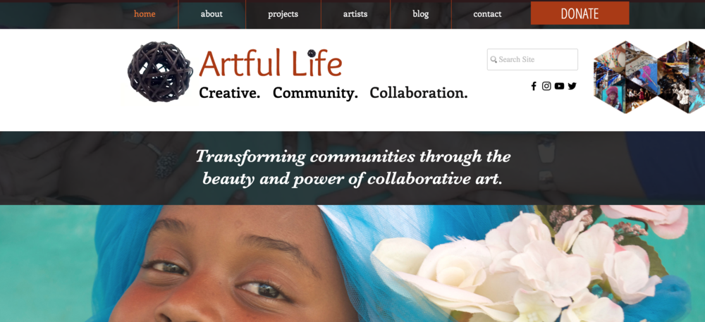Artful Life Community Projects