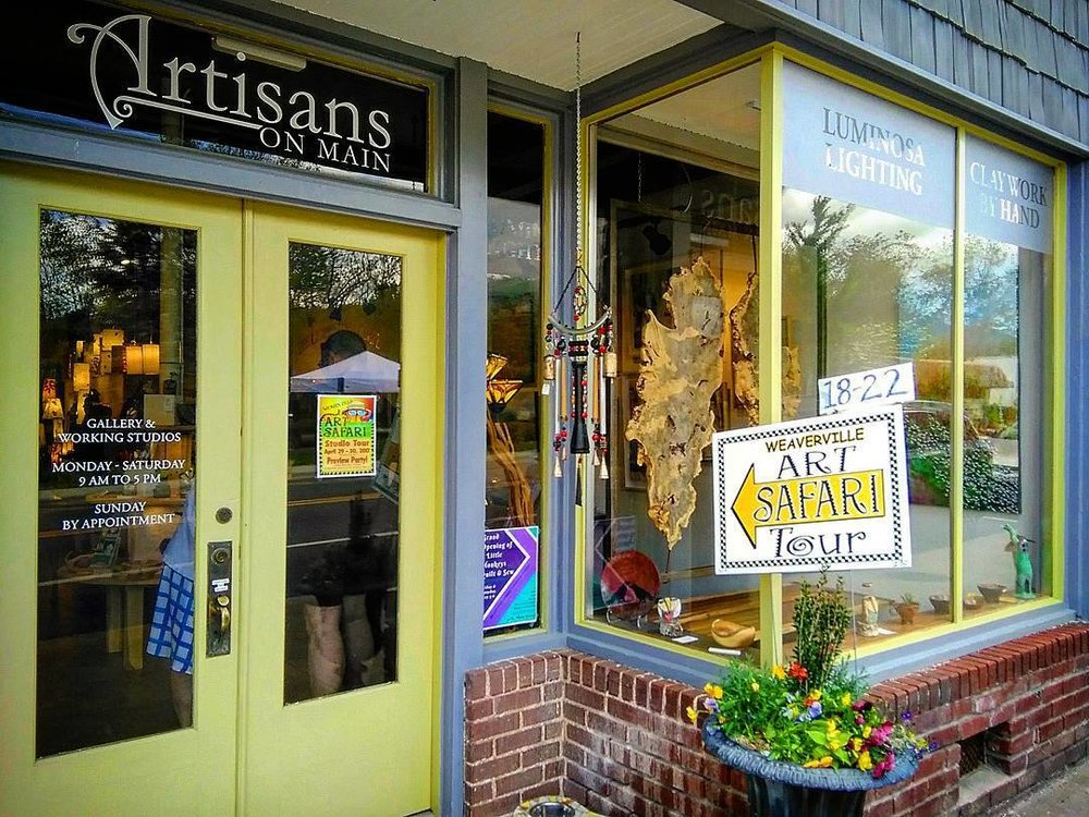 Artisans on Main | Weaverville, NC