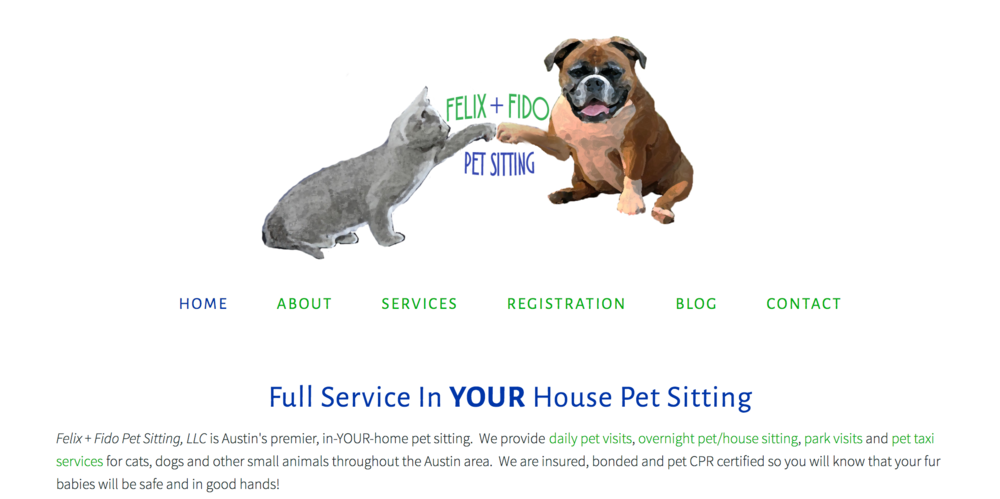 Felix & Fido Pet Sitting