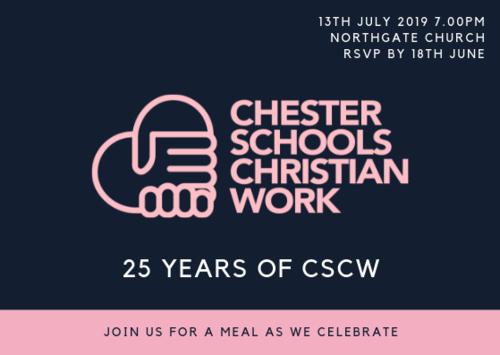 Chester Schools Christian Work