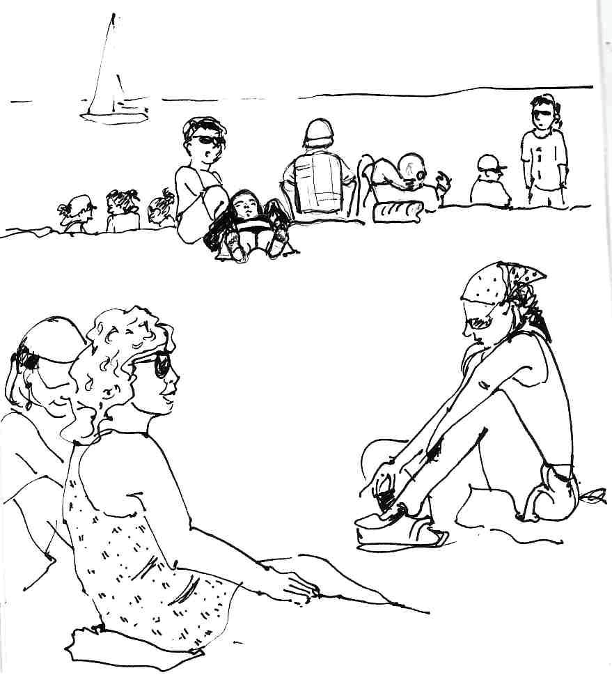 Participatory Observation - Sketches