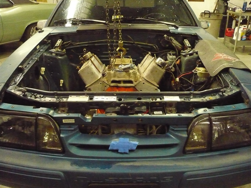 1_1993_Mustang_getting_a_small_block_Chevy.jpg