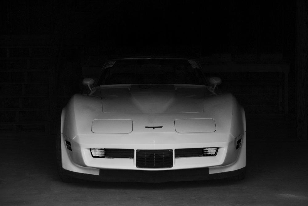 1981 Corvette (Luna)