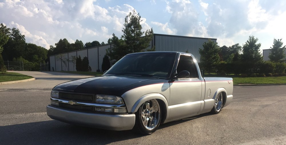 1999 Chevy  SS -10 (Mustache)