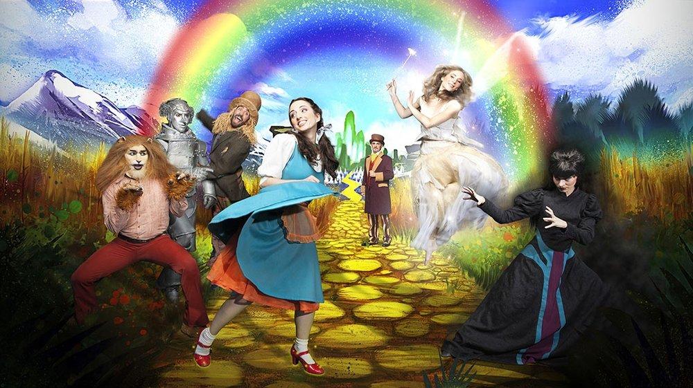 El Mago de Oz: El Musical