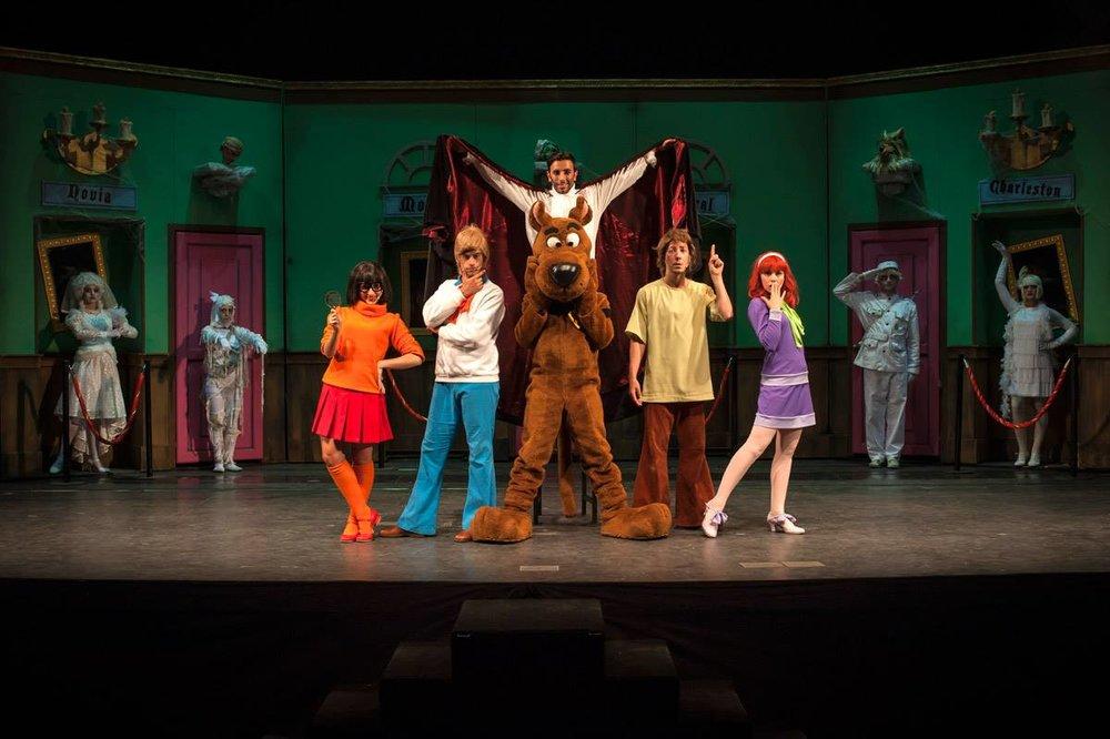 Scooby-Doo y el Museo de Cera