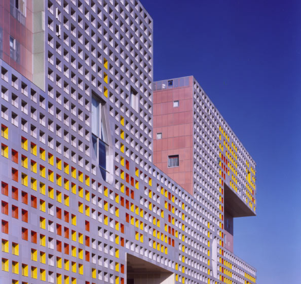 Simmons Hall, MIT