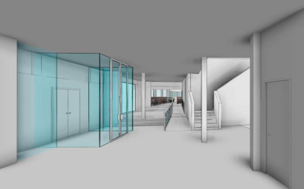 Phase 2 - We'll look to develop a welcoming reception area with staircase and atrium, a shared workspace for the city's young people, and offices for a growing team and related organisations. All in all, this phase is about making a place where people experience what home is really like.Cost: £590,000Timescale: 8 Months