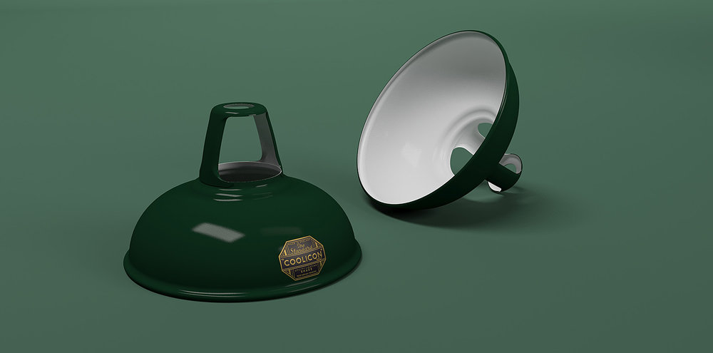 Coolicon Lighting - 1933Design - Original Green.jpg