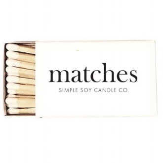 MATCHES  light in style