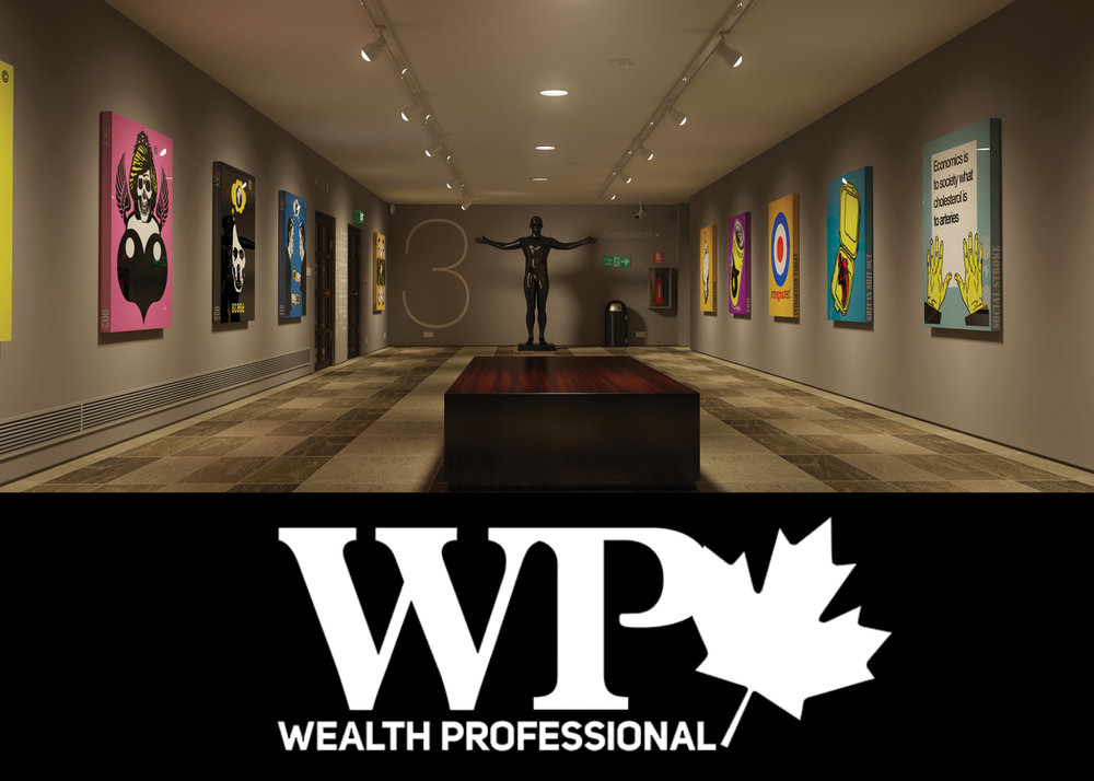 Unlocking liquidity from fine art assets - Alternative Investment Update: Canadian investors now have a new way to tap into cash from valuable artwork and collectibles. From Wealth Professional Magazine