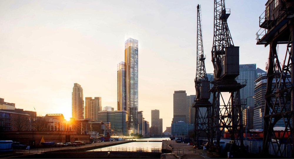 Docklands Skyline  ecopavilions.com.jpg
