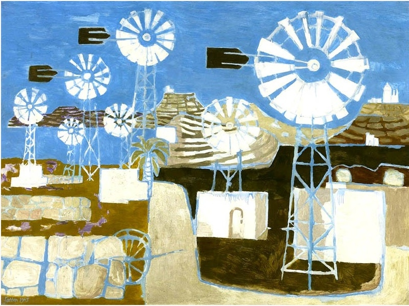 The work of Mary Fedden
