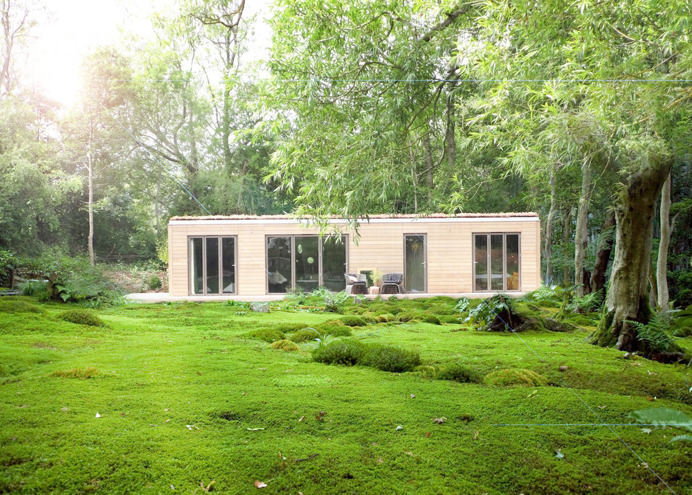 Woodland Eco Home