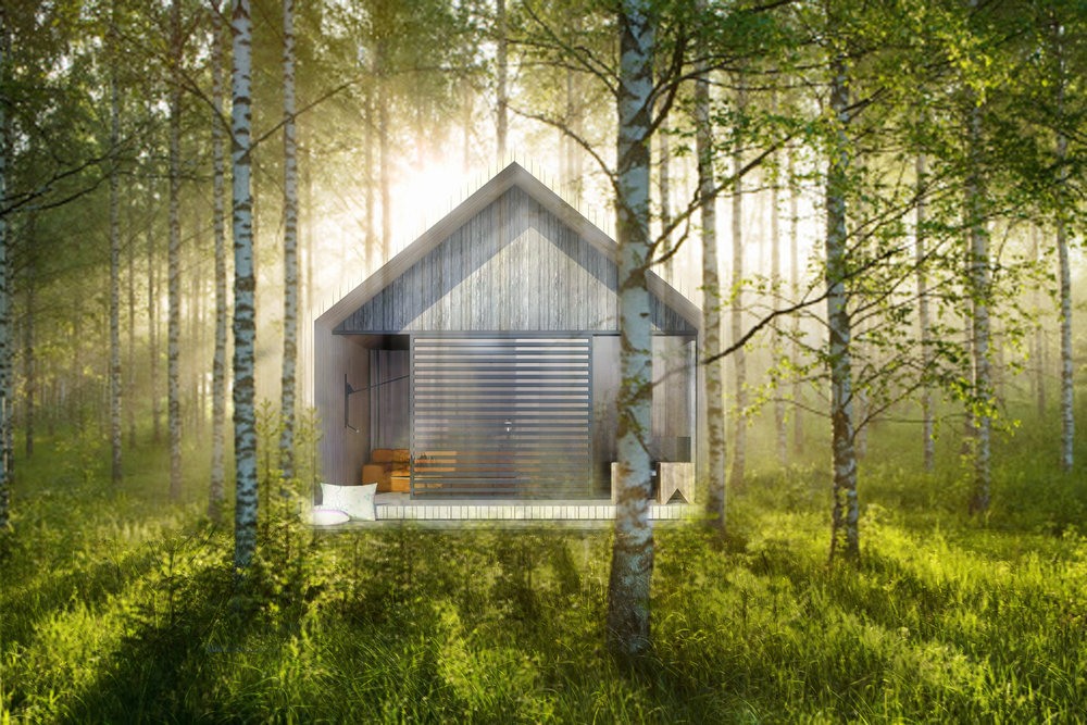 Forest Holiday Home