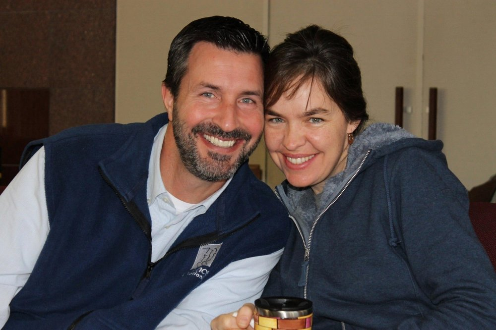 Matthew and Jill Bachali, Co-Founders of Emmanne Ministries