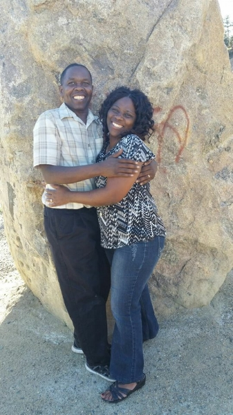 Samuel and Nancy Mwangi, Co-Founders of Emmanne Ministries