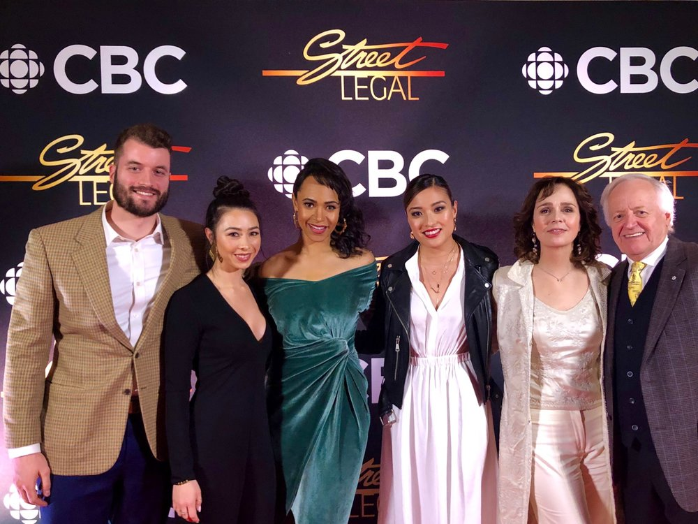 From the screening of CBC's Street Legal