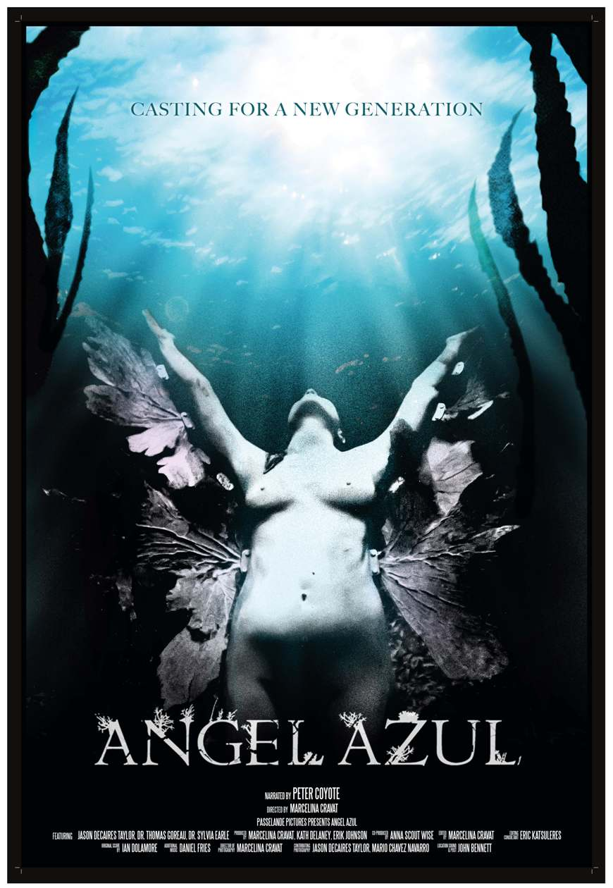 Angel Azul (2014, 72 min, USA)