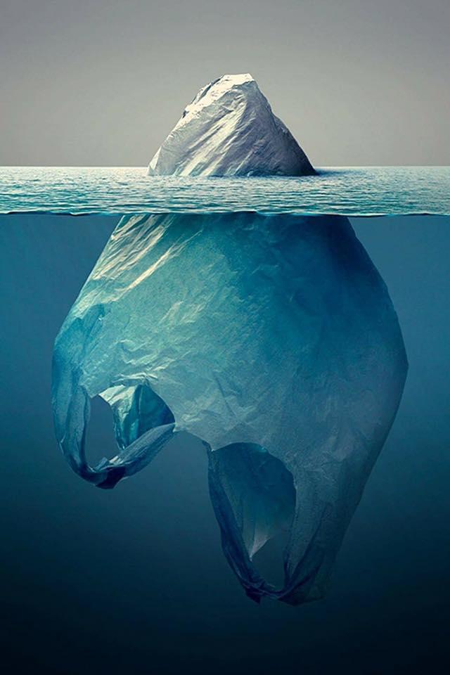 Plastic bag iceberg...Virtual Experiences.jpg