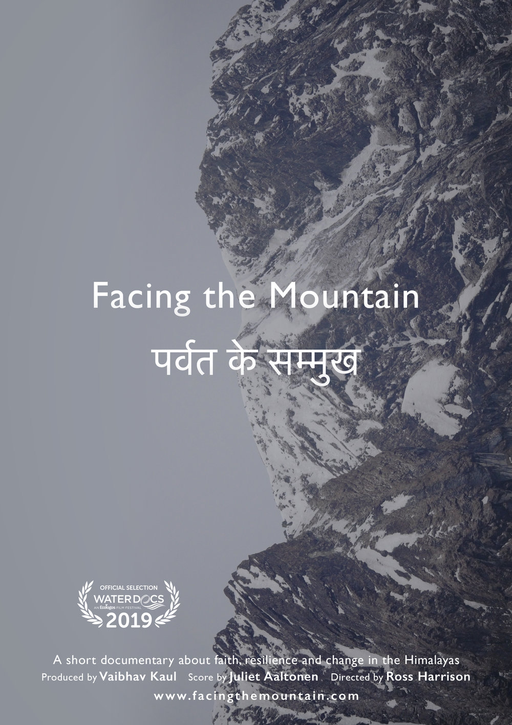 Facing the Mountain Poster with WD laurels.jpg