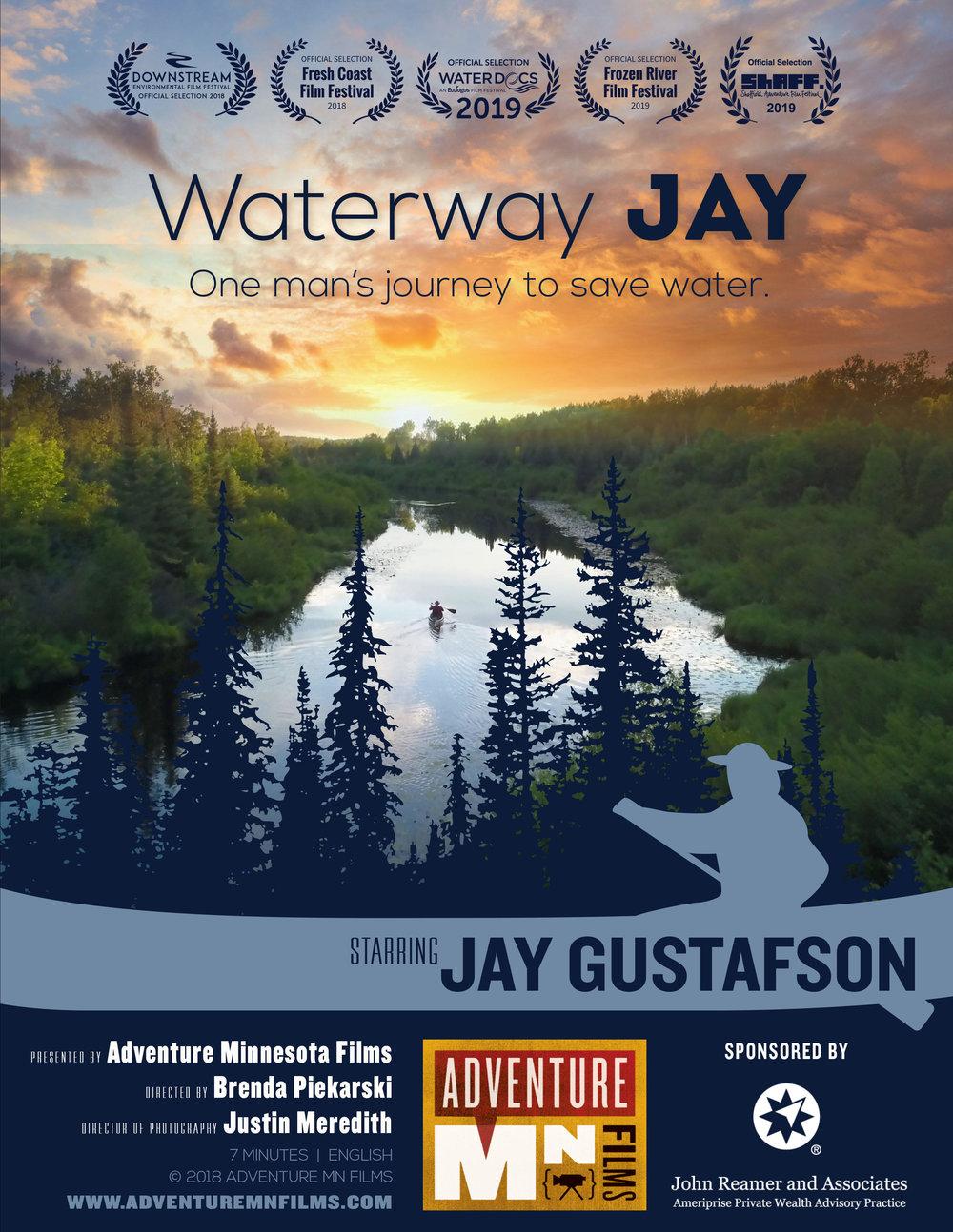 Waterway Jay Poster with WD laurels.jpg