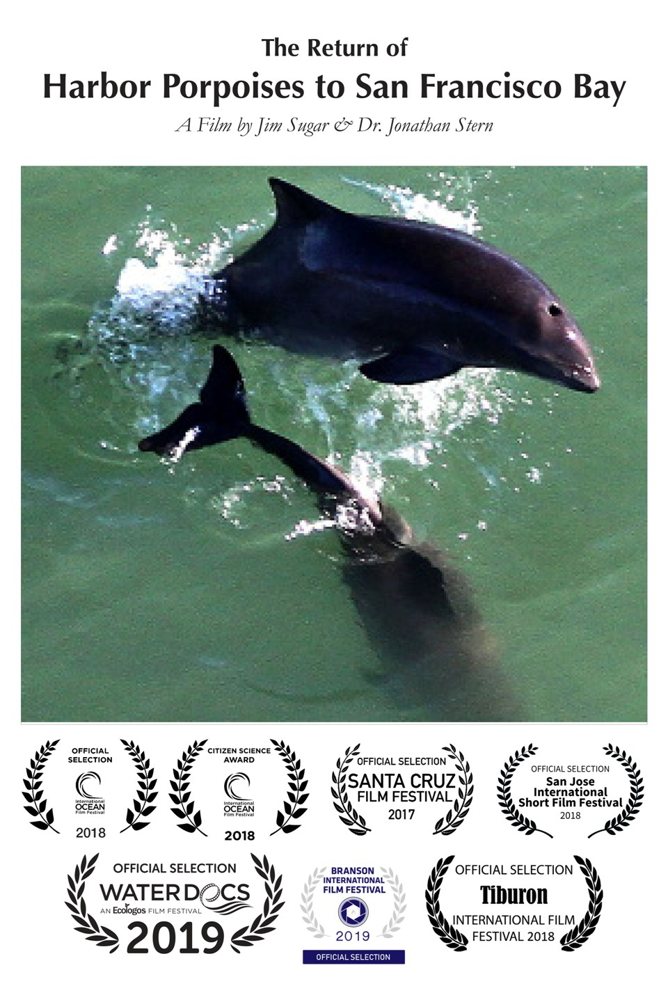 Harbour Porpoise Poster with WD laurels & others-downsized to 10%.jpg
