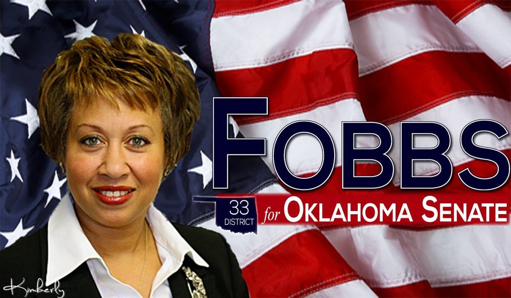 Kimberly Fobbs S33 for Oklahoma Senate - Endorsed by Planned Parenthood Great Plains
