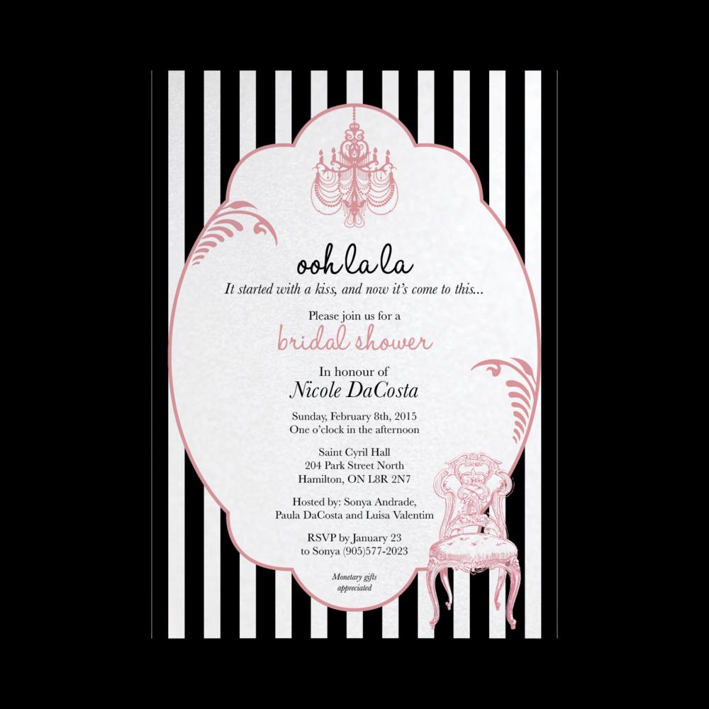 bridal — Invitations By Amanda