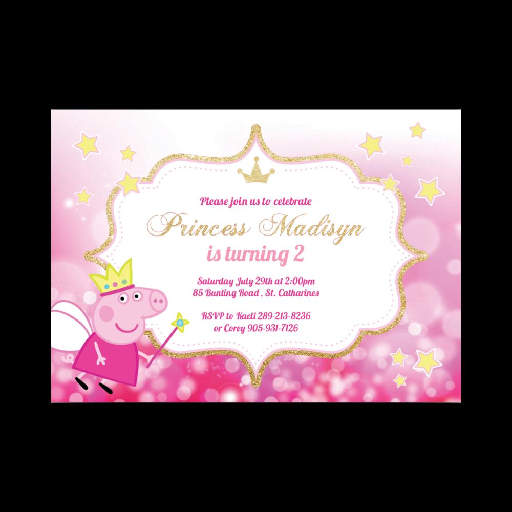 birthday — Invitations By Amanda