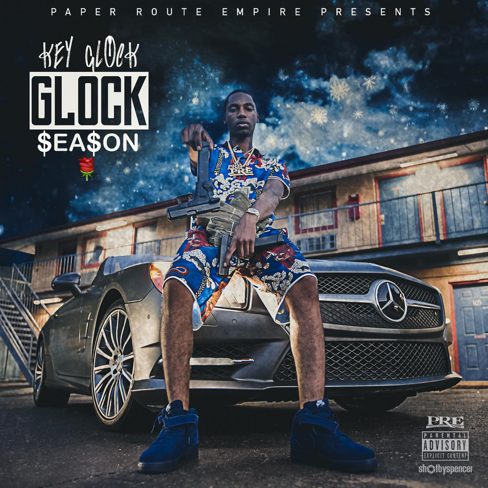 [OUT NOW] Paper Route Empire    Key Glock - Glock Season