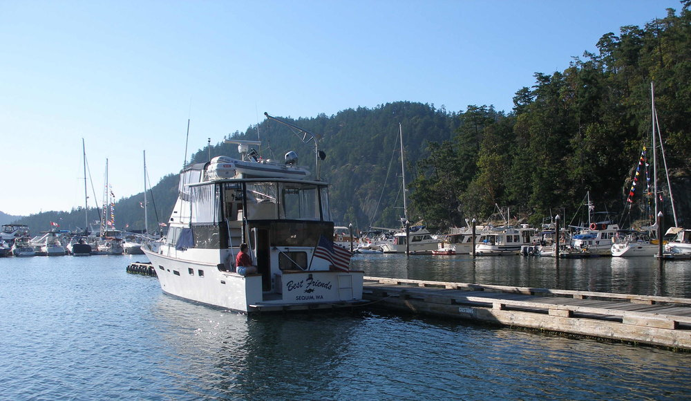 South Pender Island, British Columbia