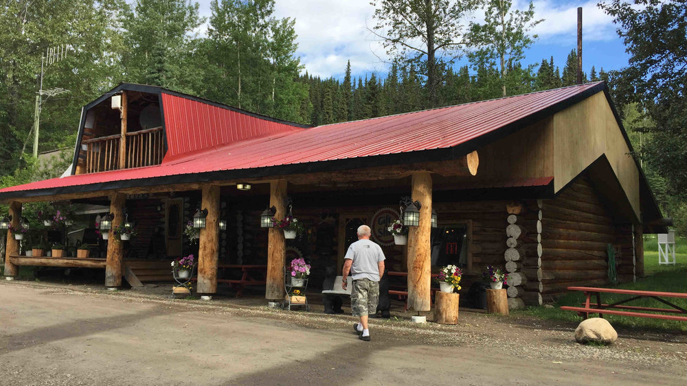 Tetsa River Lodge