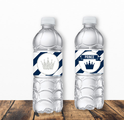 Water Bottle Labels Straw FlagsSOS Party Printables - Bachelorette water bottle label template