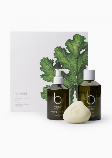 Bamford Geranium Gift Collection