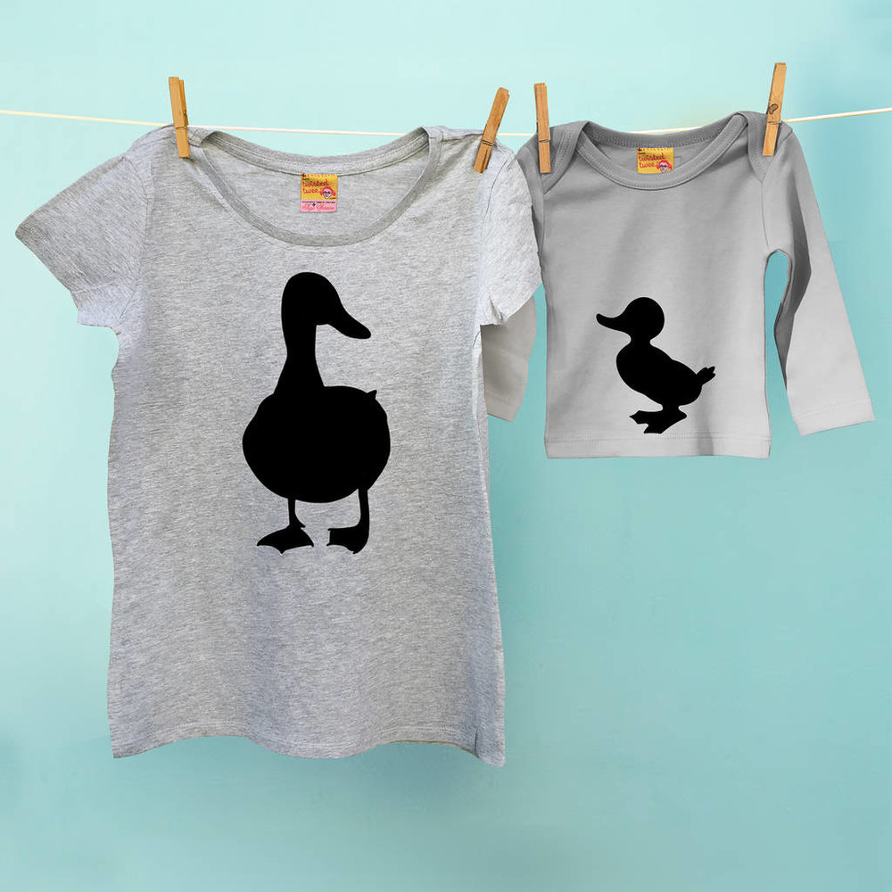 Mother's Day tshirt set