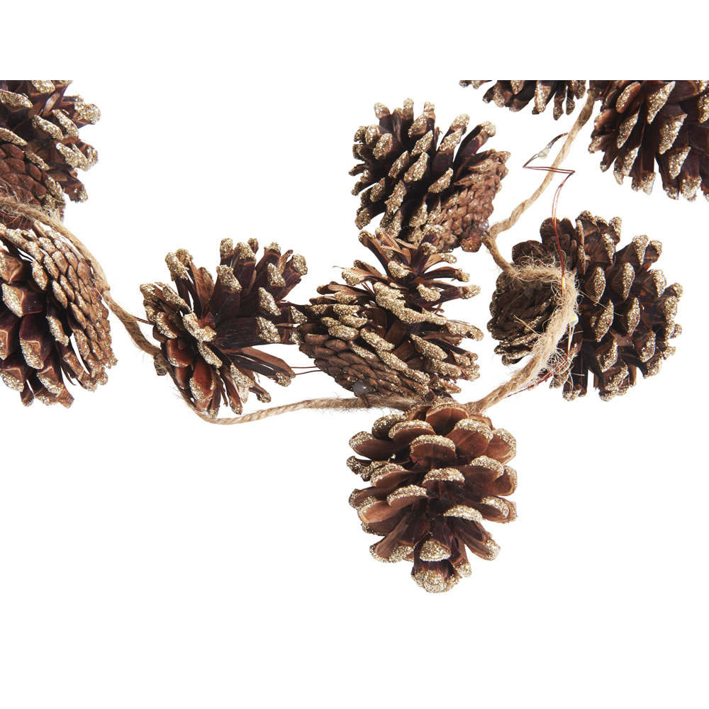 wilko pinecone garland.jpg