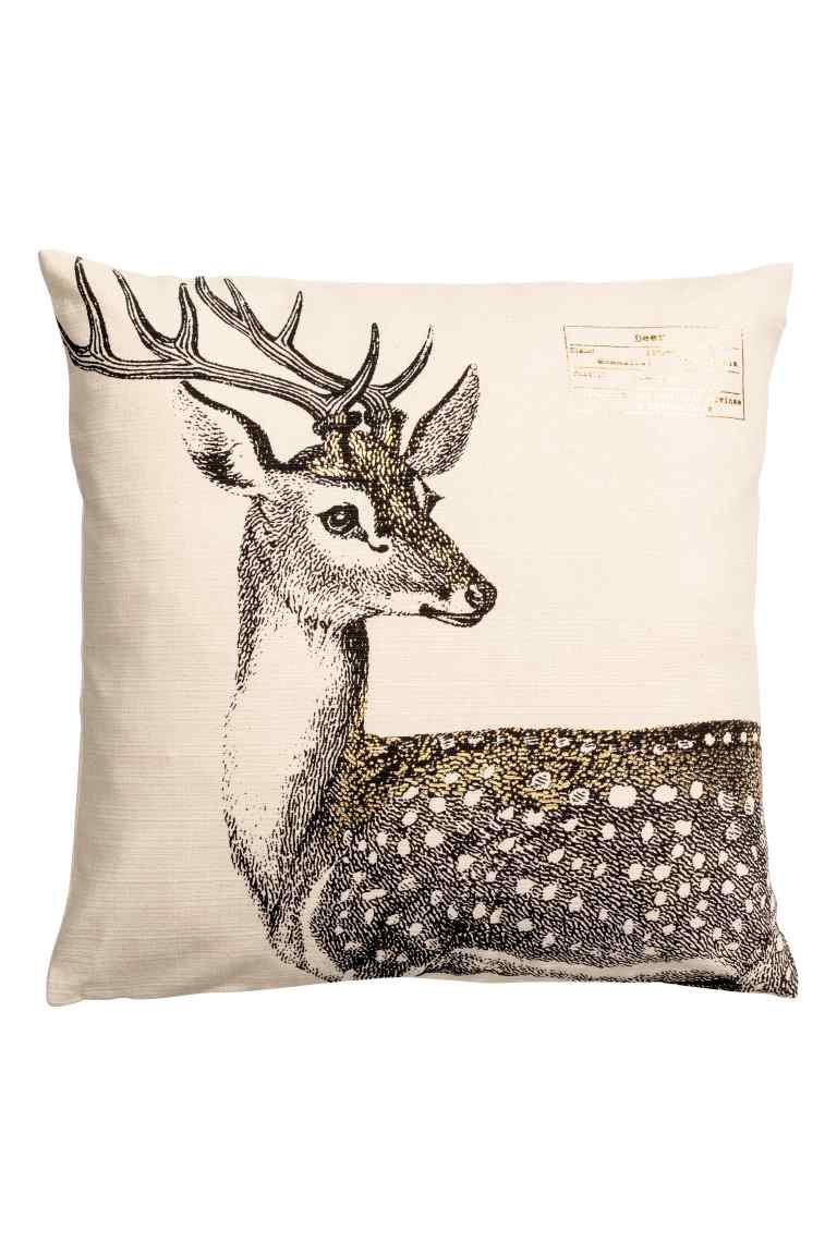 Christmas-print cushion cover.jpeg