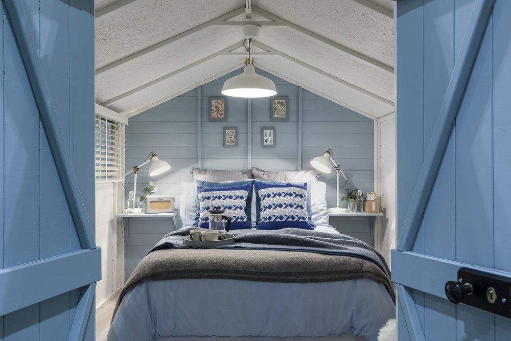 Boutique Bedroom @Grand Designs Live -