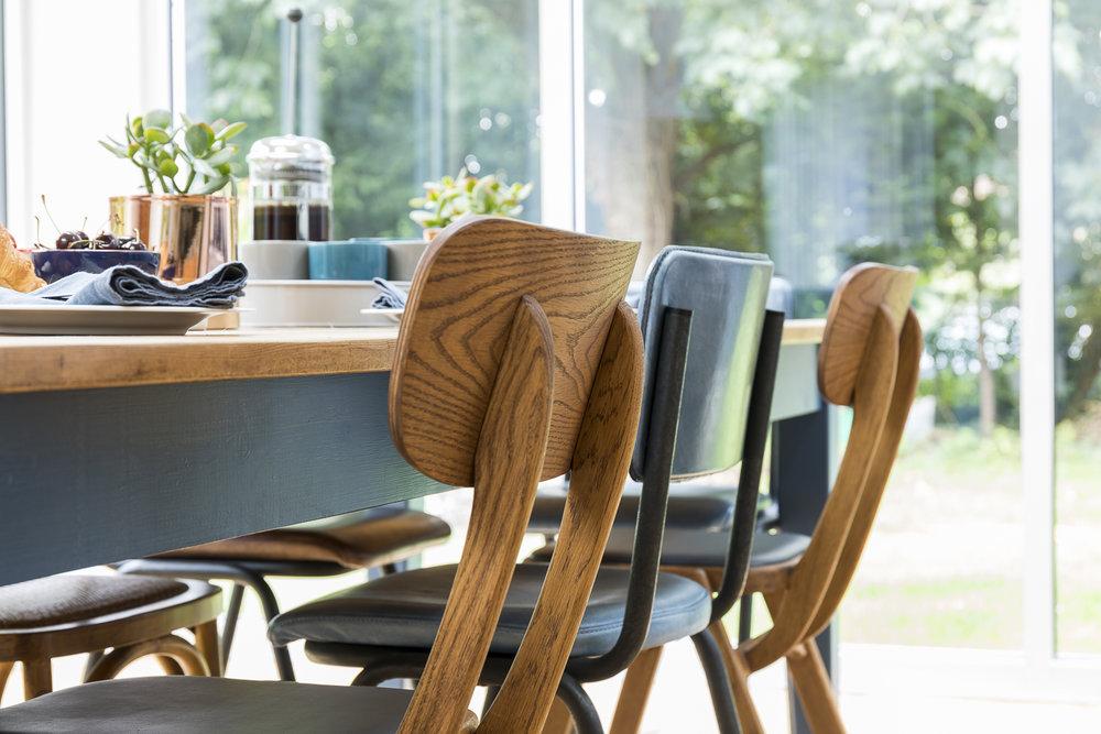 kitchen design by KG Lifestyle & Interiors