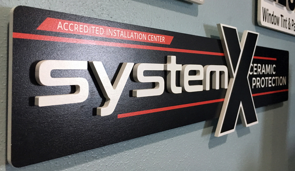 Authorized Displays… For Accredited Installers!