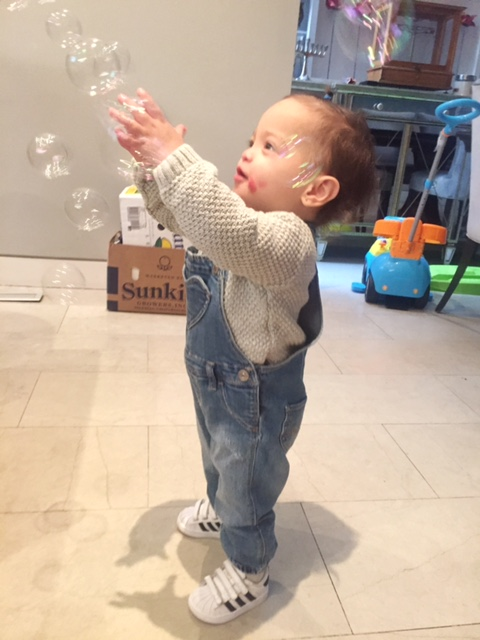 London is obsessed with bubbles